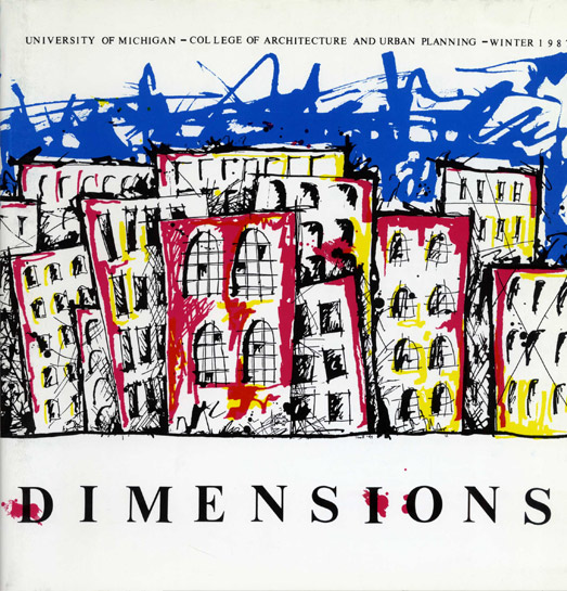 Dimensions 1 Cover