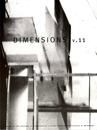 Dimensions 11 Cover