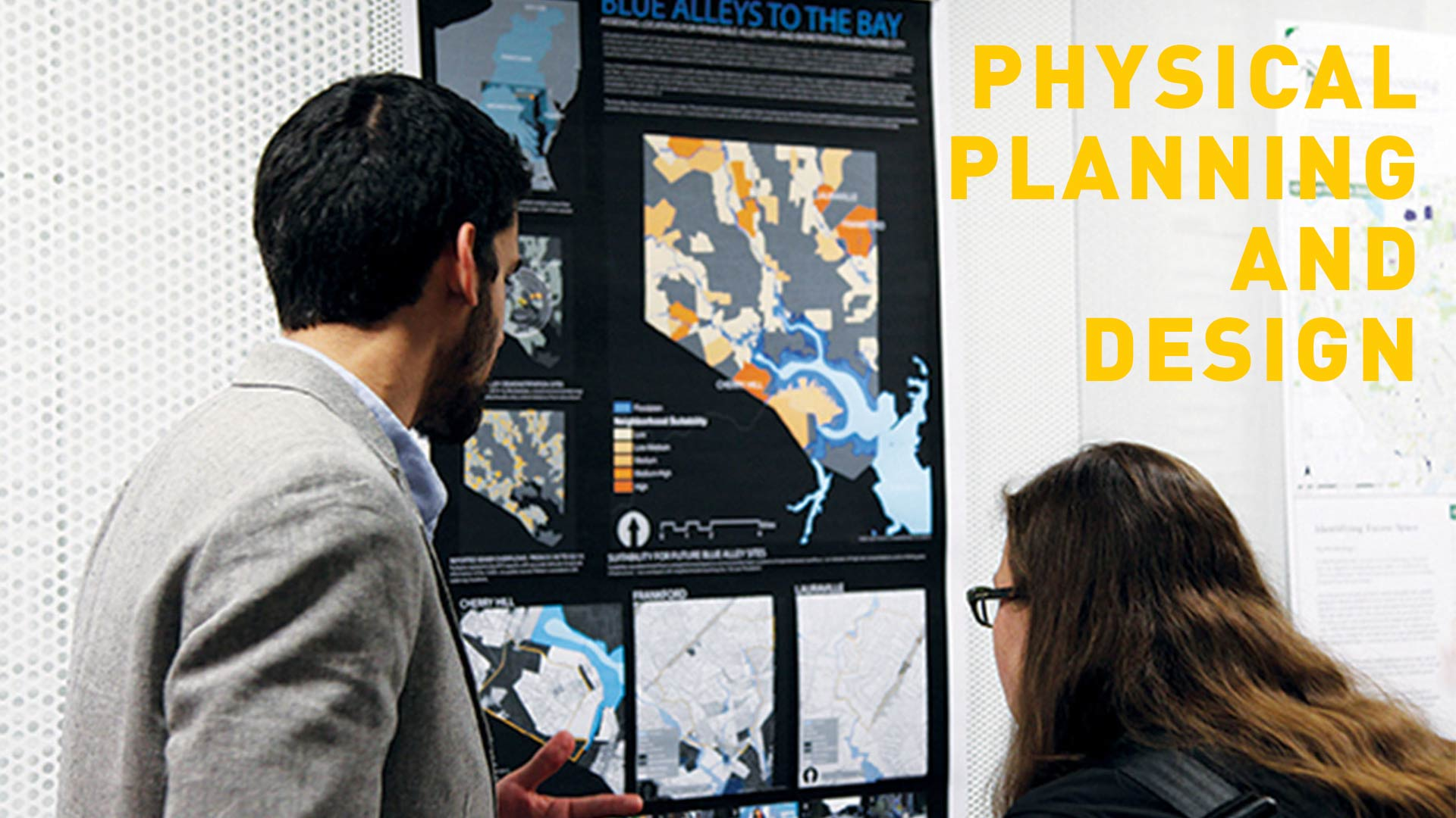 Physical Planning and Design