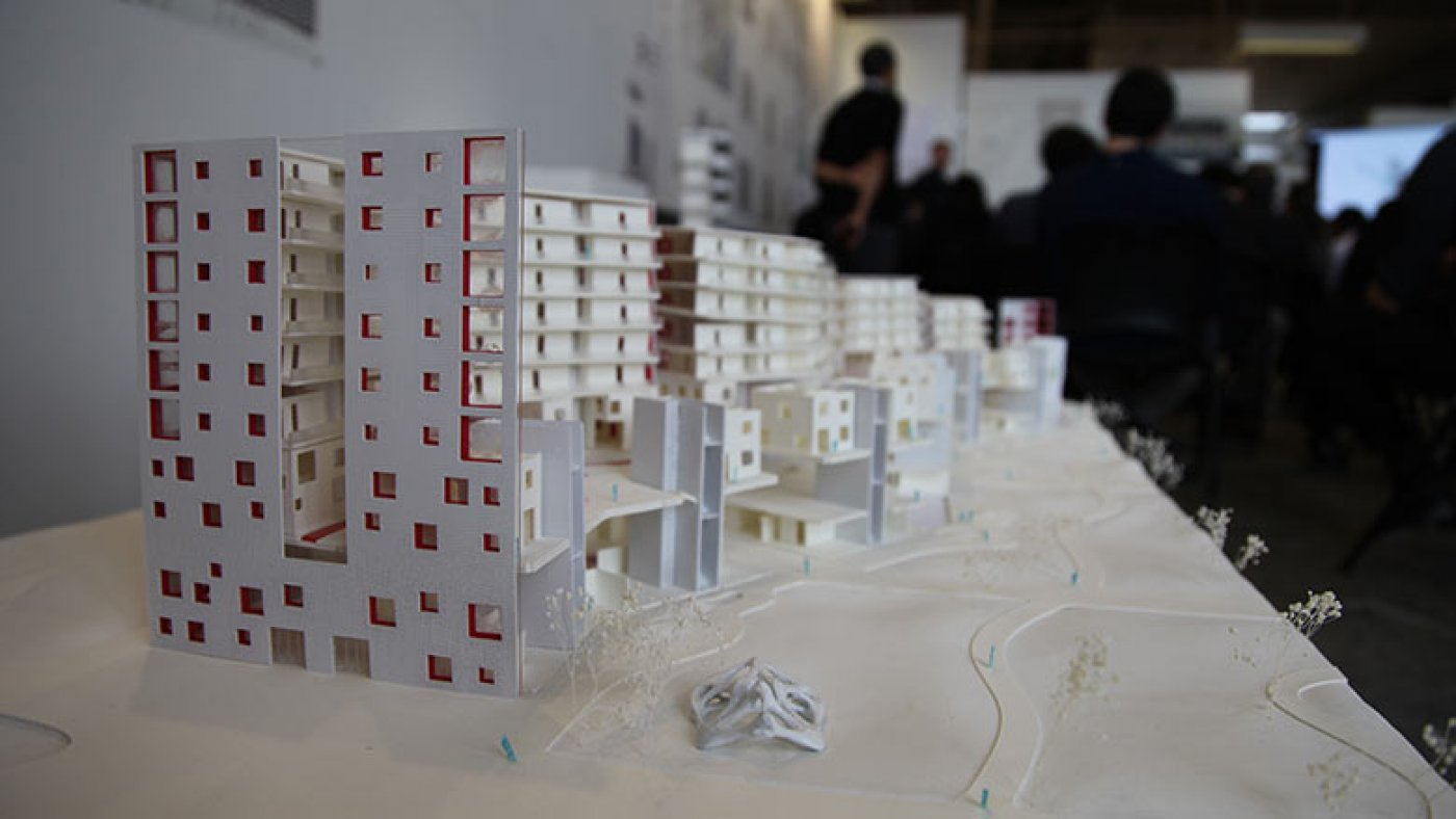 Taubman College Master of Architecture (M.Arch.)