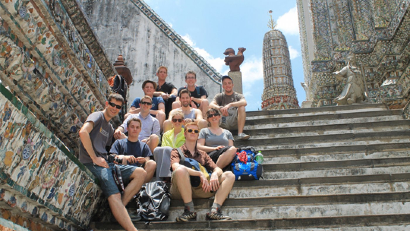 Courses » Travel Abroad