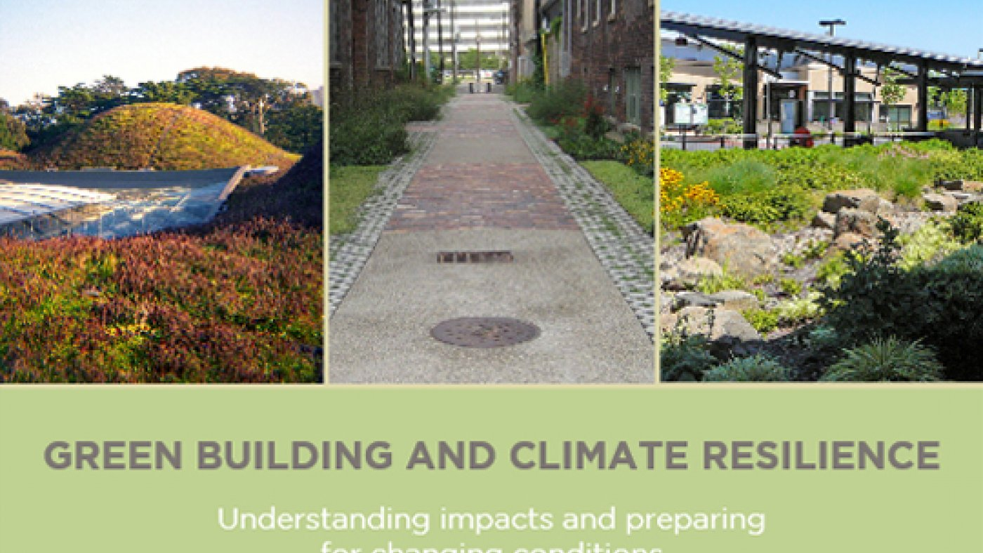 Green Building and Climate Resilience