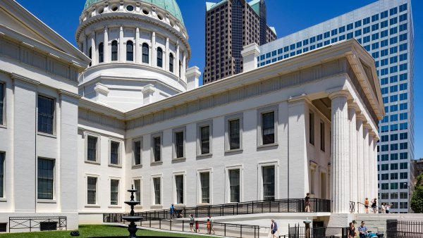 Courthouse building exterior